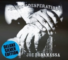 Joe Bonamassa - Blues Of Desperation (Cd Delux