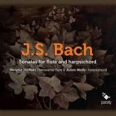 Bach, J S - Sonatas For Flute And Harpsichord