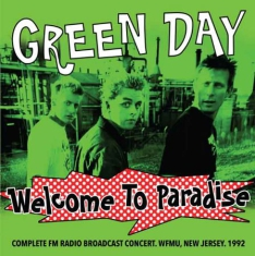 Green Day - Welcome To Paradiose