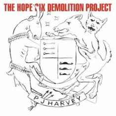 PJ Harvey - The Hope Six Demolition Project (Lt