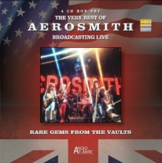 Aerosmith - Rare Gems From The Vaults - Broadca