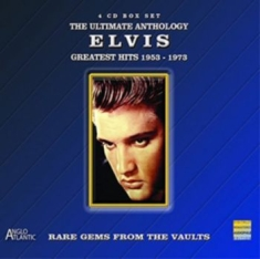 Presley Elvis - Elvis The Ultimate Anthology (4Cd)