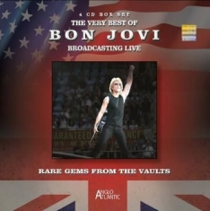 Bon Jovi - Rare Gems From The Vaults (4Cd)