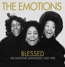 Emotions - Blessed - Anthology 1969-85