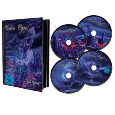 Orden Ogan - Book Of Ogan The (2 Dvd + 2 Cd)