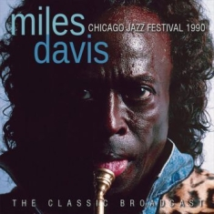 DAVIS MILES - Chicago Jazz Festival 1990