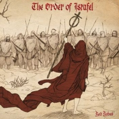 Order Of Israfel - Red Robes - Ltd.Ed.Digipack (Cd+Dvd