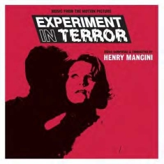 Mancini Henry - Expertiments In Terror (Soundtrack)