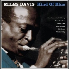 Miles Davis - Kind Of Blue (Blue Vinyl)