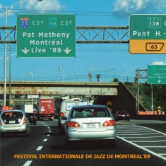 Pat Metheny - Montreal Live '89