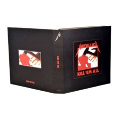 Metallica - Kill 'em All (2016 Dlx 5Cd+4Lp+Dvd)