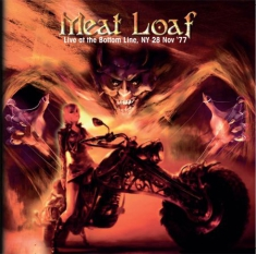 Meat Loaf - Live At Bottom Line 1977