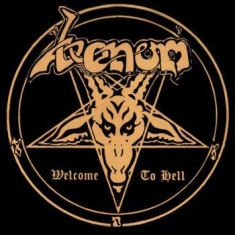 Venom - Welcome To Hell (2Xlp)
