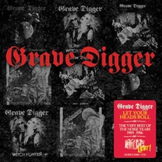 Grave Digger - Let Your Heads Roll: The Very