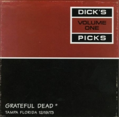 Grateful Dead - Dick's Picks 1:Tampa 12/1/1973