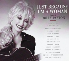 Parton Dolly - Just Because I'm A Woman