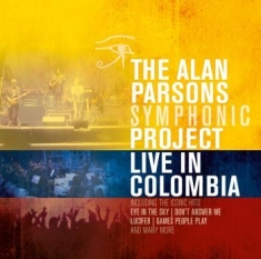 Alan Parsons Symphonic Project - Live In Colombia