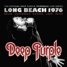 Deep Purple - Live At Long Beach Arena 1976