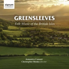 Blandade Artister - Greensleeves: Folk Music Of The Bri