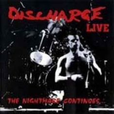 Discharge - Nightmare Continues