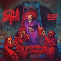 Death - Scream Bloody Gore - 2Cd Reissue