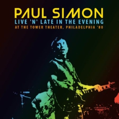 Paul Simon - Live'n'late In The Evening 1980