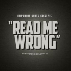 Imperial State Electric - Read Me Wrong - 12""