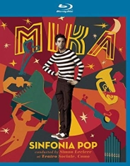 Mika - Sinfonia Pop - Live In Italy (Br)