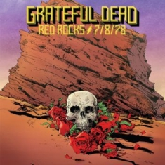 Grateful Dead - Red Rocks Amphitheatre, Morris
