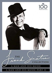 Frank Sinatra - A Man And His Music Part 1&2 (Dvd)