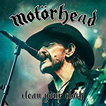 Motörhead - Clean Your Clock (Bluray/Cd)