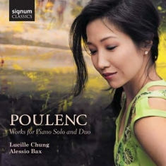 Poulenc, Francis - Music For Piano Solo & Duo