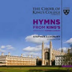 Choir Of King's College Cambridge - Hymns From King's