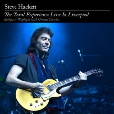Hackett Steve - The Total Experience Live In Liverp