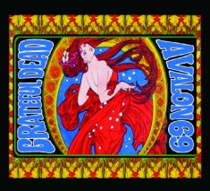 Grateful Dead - Avalon Ballroom April 1969