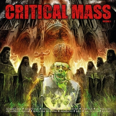 Various artists - Critical Mass Volume 1
