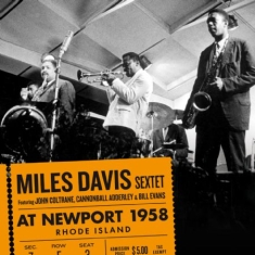 DAVIS MILES - At Newport 1958 + 5 Bonus Tracks