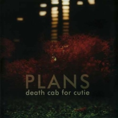 Death Cab For Cutie - Plans -Hq/Gatefold-