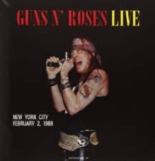 Guns N' Roses - Live in New York City 2 February 1988