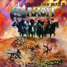 Saxon - Dogs Of War (Orange Vinyl)