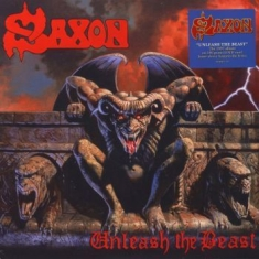 Saxon - Unleash The Beast (Gold Vinyl)