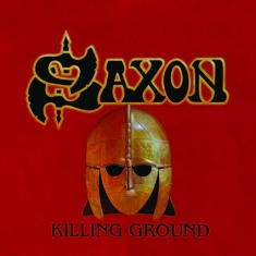 Saxon - Killing Ground (Red Vinyl)