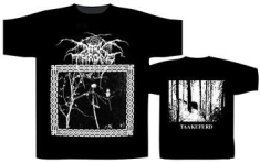 Darkthrone - T/S Under A Funeral Moon  (L)