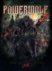 Powerwolf - Metal Mass - Live (2Dvd+Cd)