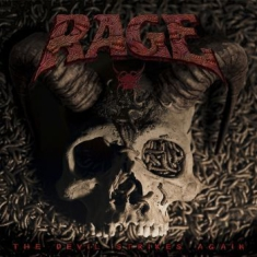Rage - The Devil Strikes Again 2Cd-Digiboo