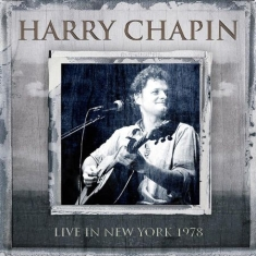 Chapin Harry - Live New York 1978