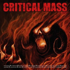 Blandade Artister - Critical Mass Volume 3