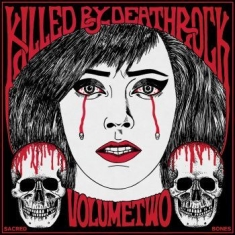 Blandade Artister - Killed By Deathrock Vol. 2
