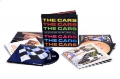 The Cars - The Elektra Years 1978-1987(6L