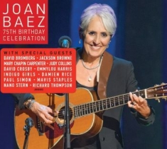 Baez Joan - 75Th Birthday Celebration (2Cd+Dvd)